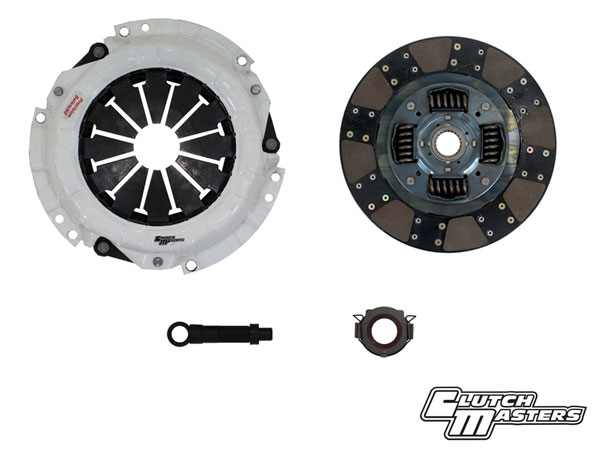 Clutch Masters 16055-HD0F |  Toyota MR-2 - 4 Cyl 1.6L (From 7/85) Clutch Master FX250 Clutch Kit; 1986-1989