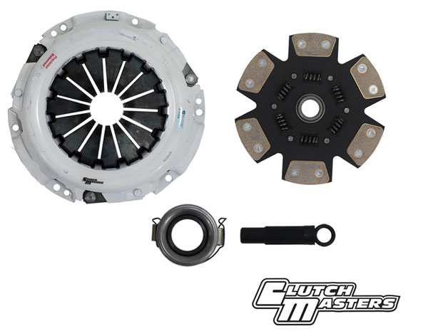Clutch Masters 16061-HDC6 |  Toyota Celica - 4 Cyl 2.0L Turbo (From 9/89) Clutch Master FX400 Clutch Kit; 1990-1994