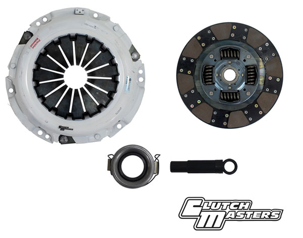 Clutch Masters 16061-HDFF |  Toyota Celica - 4 Cyl 2.0L Turbo (From 9/89) Clutch Master FX350 Clutch Kit; 1990-1994