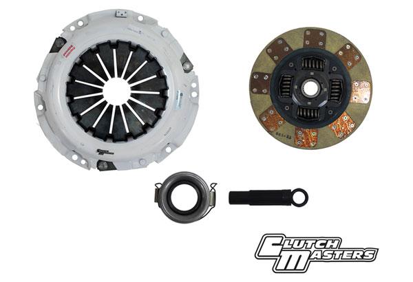 Clutch Masters 16061-HDTZ |  Toyota Camry - 4 Cyl 2.0L-4WD / 2.5L Clutch Master FX300 Clutch Kit; 1988-1991