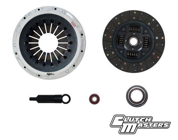 Clutch Masters 16063-HD00 |  Toyota Supra - 6 Cyl 3.0L Turbo (5-Speed) Clutch Master FX100 Clutch Kit; 1986-1993