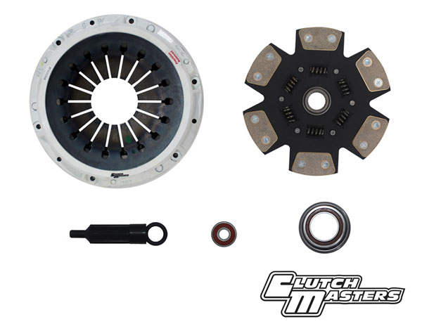 Clutch Masters 16063-HDC6 |  Toyota Supra - Up 6 Cyl 1JZ Eng. & 1JZ Trans (5-speed JDM Eng & Trans) Clutch Master FX400 Clutch Kit; 1986-2002