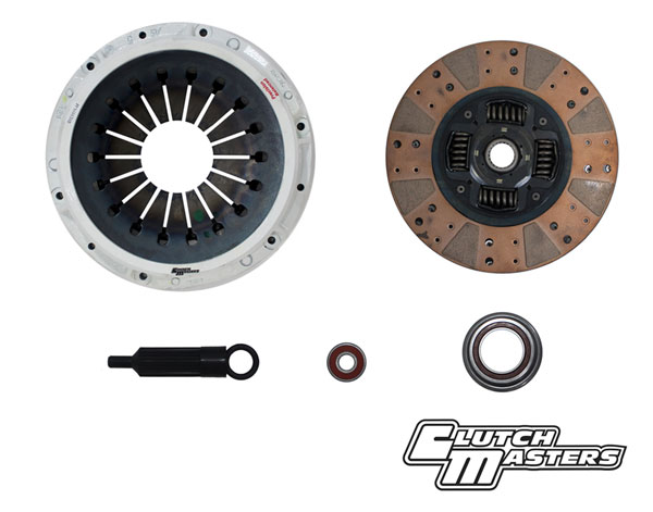 Clutch Masters 16063-HDCL |  Toyota Supra - Up 6 Cyl 1JZ Eng. & 1JZ Trans (5-speed JDM Eng & Trans) Clutch Master FX400 Clutch Kit; 1986-2002