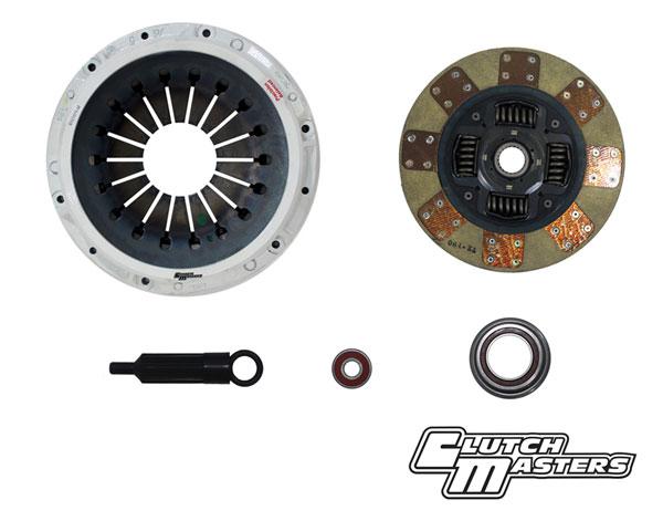 Clutch Masters 16063-HDTZ |  Toyota Supra - Up 6 Cyl 1JZ Eng. & 1JZ Trans (5-speed JDM Eng & Trans) Clutch Master FX300 Clutch Kit; 1986-2002