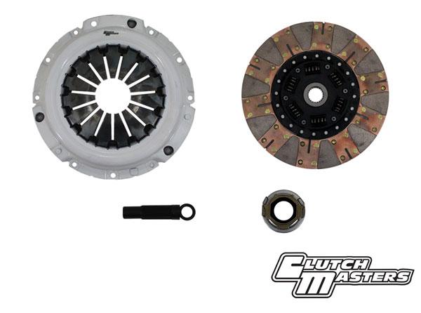 Clutch Masters 16078-HDCL |  Toyota Truck Tundra - 6 Cyl 4.0L 2WD/4WD Clutch Master FX400 Clutch Kit; 2005-2008