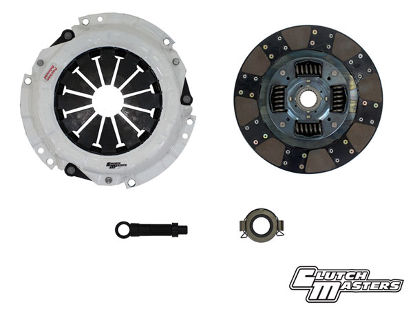Clutch Masters 16080-HD0F |  Toyota Echo - 4 Cyl 1.5L Clutch Master FX250 Clutch Kit; 2000-2005