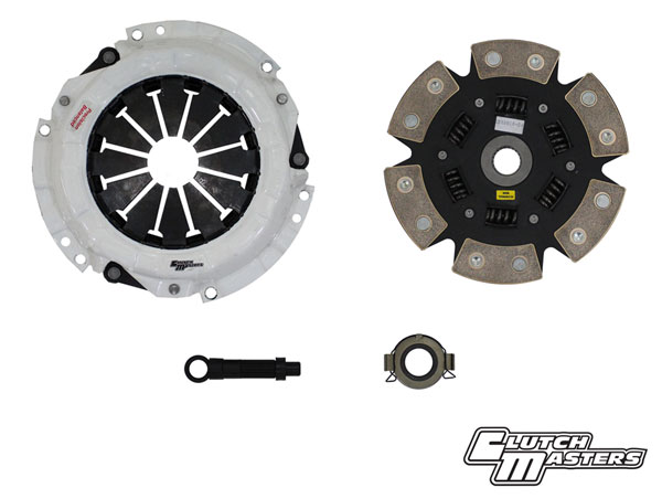 Clutch Masters 16080-HDC6 |  Toyota Yaris - 4 Cyl 1.5L 5-Speed Clutch Master FX400 Clutch Kit; 2006-2011