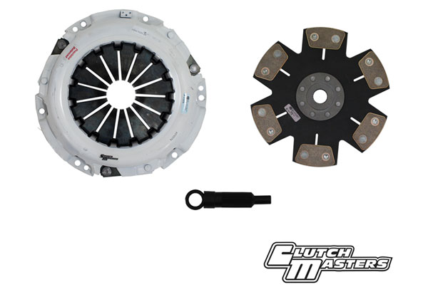 Clutch Masters 16088-HDB6 |  Scion TC - 4 Cyl 2.5L 6-Speed (Bearing not Inc.) Clutch Master FX500 Clutch Kit; 2011-2012