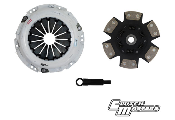 Clutch Masters 16088-HDC6 |  Scion TC - 4 Cyl 2.5L 6-Speed (Bearing not Inc.) Clutch Master FX400 Clutch Kit; 2011-2012