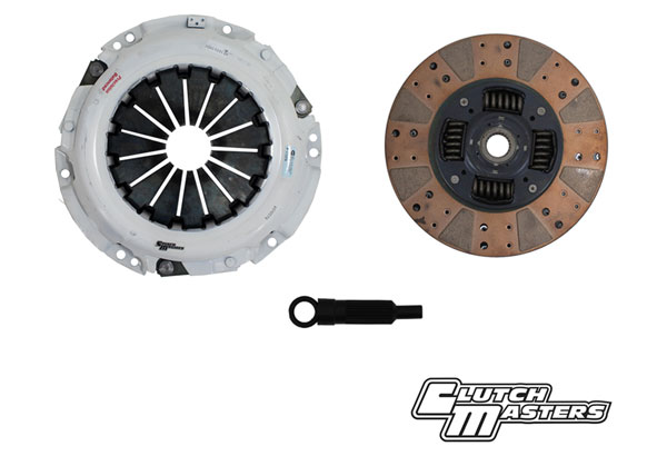 Clutch Masters 16088-HDCL |  Scion TC - 4 Cyl 2.5L 6-Speed (Bearing not Inc.) Clutch Master FX400 Clutch Kit; 2011-2012