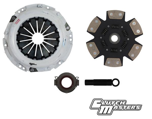 Clutch Masters 16161-HDC6 |  Toyota MR-2 - 4 Cyl 2.0L Turbo Eng / 2.2L Trans (235mm 1 20T) Clutch Master FX400 Clutch Kit; 1992-1995
