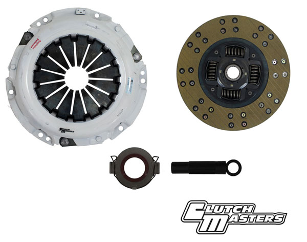 Clutch Masters 16161-HDKV |  Toyota MR-2 - 4 Cyl 2.0L Turbo Eng / 2.2L Trans (235mm 1 20T) Clutch Master FX200 Clutch Kit; 1992-1995