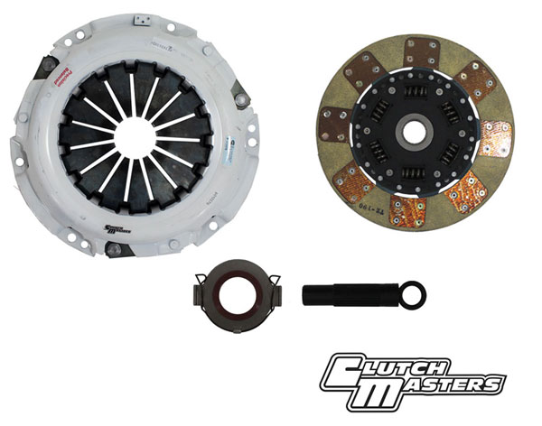 Clutch Masters 16161-HDTZ |  Toyota MR-2 - 4 Cyl 2.0L Turbo Eng / 2.2L Trans (235mm 1 20T) Clutch Master FX300 Clutch Kit; 1992-1995