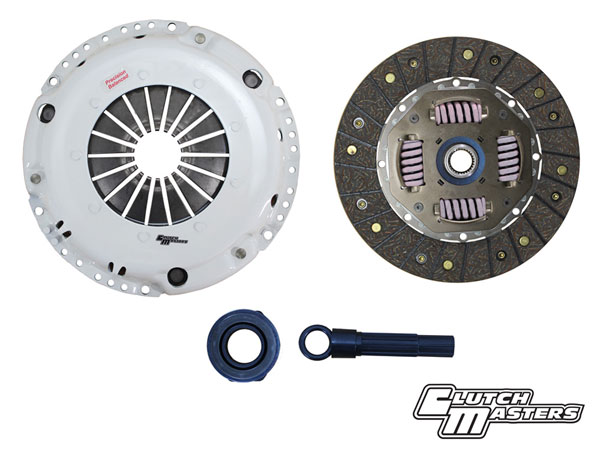 Clutch Masters 17036-HD00 |  Volkswagen GTI - 6 Cyl 2.8L MK3 5-Speed Clutch Master FX100 Clutch Kit; 1993-1999
