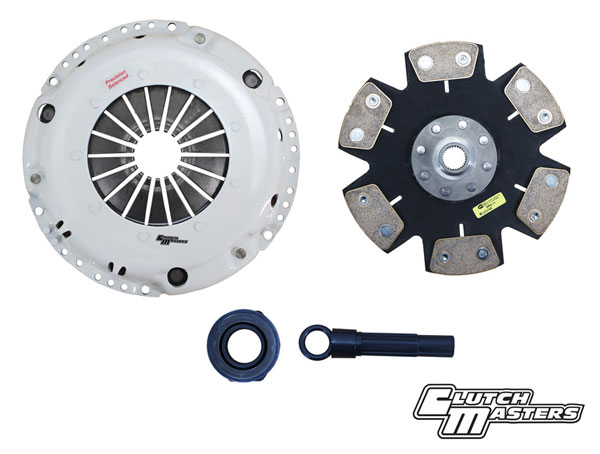 Clutch Masters 17036-HDB6 |  Volkswagen Golf - 6 Cyl 2.8L MK4 12v 5-Speed Clutch Master FX500 Clutch Kit; 1999-2002