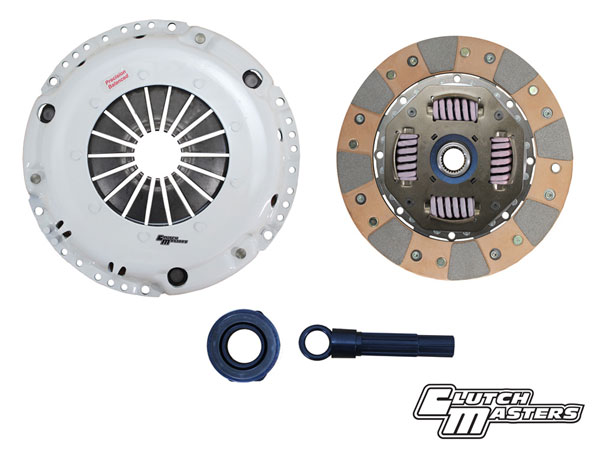 Clutch Masters 17036-HDCL |  Volkswagen GTI - 6 Cyl 2.8L MK4 5-Speed Clutch Master FX400 Clutch Kit; 2000-2004
