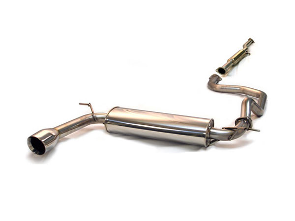 Tanabe T70029 |  Medalion Touring Exhaust Acura Integra Hatchback (Req. T29EAZ); 1992-1993