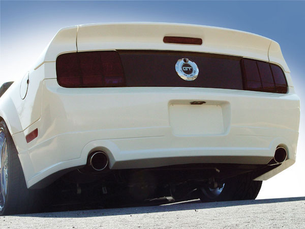 RKSport 18013010:  California Dream Spoiler 2005-2009 Mustang V6