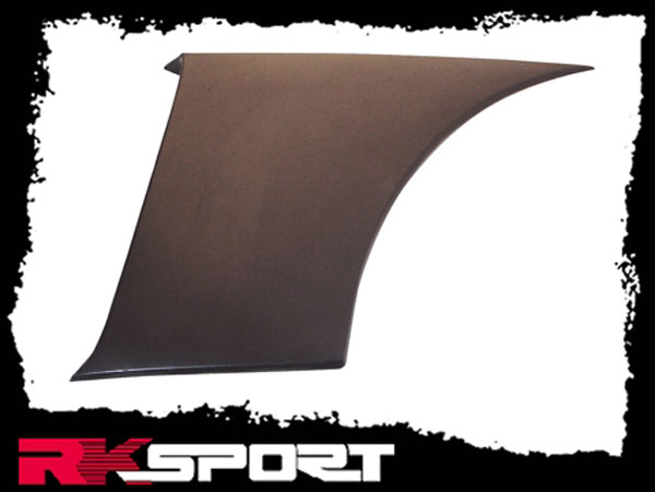 RKSport 18013015 | Mustang Quarter Panel Scoops pair; 2005-2009