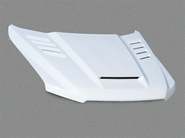 RKSport 19016000 |  + F-150 Eliminator Ram Air Hood; 2015-2017
