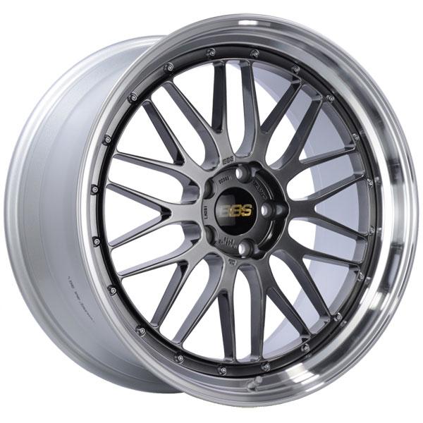 BBS LM261DBPK | LM 21x10 5x120 ET38 Diamond Black Center Diamond Cut Lip Wheel -82mm PFS/Clip Required