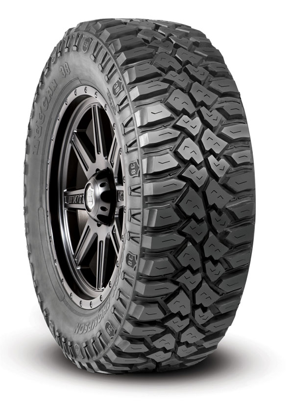 Mickey Thompson 90000031187 | Deegan 38 Tire - 35X12.50R18LT 118Q 56859