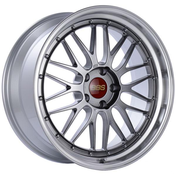 BBS LM225DBPK | LM 20x9 5x120 ET15 Diamond Black Center Diamond Cut Lip Wheel -82mm PFS/Clip Required