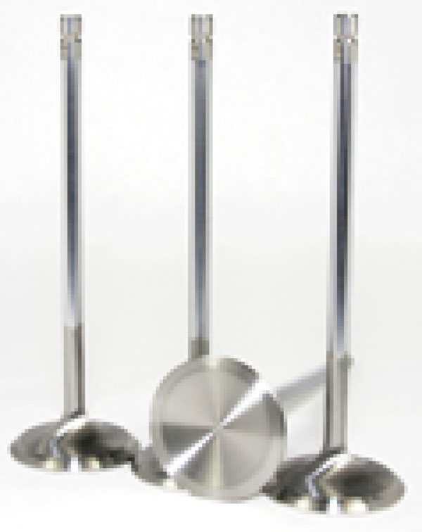 GSC Power Division 2022-8 | GSC P-D 4B11T 21-4N Chrome Polished Intake Valve - 35mm Head (STD) - SET 8