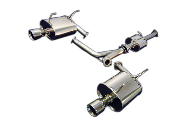 Tanabe T70040 |  Medalion Touring Exhaust Honda S2000; 2000-2005
