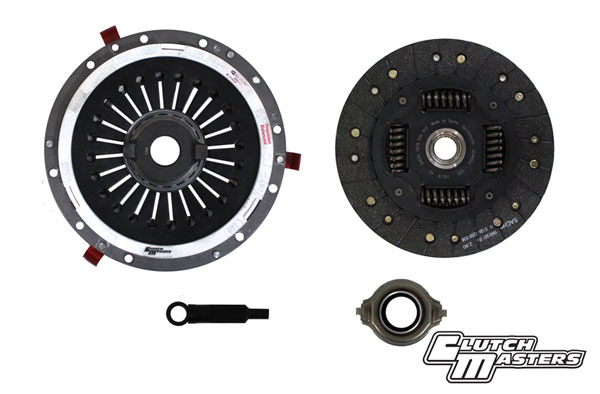 Clutch Masters 20934-HD00 |  Porsche 996 - 6 Cyl 3.6L Turbo 4S Clutch Master FX100 Clutch Kit; 2003-2005