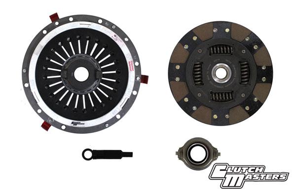 Clutch Masters 20934-HDFF |  Porsche 996 - 6 Cyl 3.6L Turbo 4 Clutch Master FX350 Clutch Kit; 2000-2005