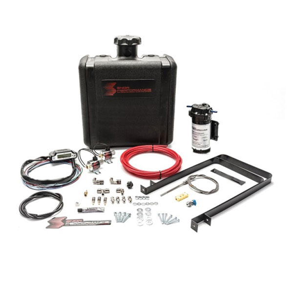 Snow Performance sno-530 | Stage 3 Boost Cooler Chevy/GMC Duramax Diesel Water Injection Kit; 2004-2016