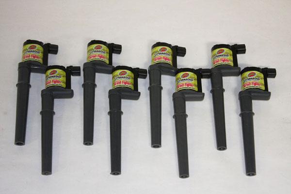 Granatelli 21-4001-SF |  Ford 4.6/5.4L 4V Street Fighter Coil Packs; 1999-2010
