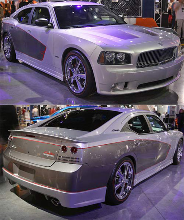 RKSport 24012001: RKSPort 2005-10 Dodge Charger Heritage Body Kit