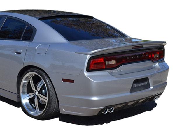 RKSport 24013020 | Dodge Charger Roof Spoiler; 2011-2014