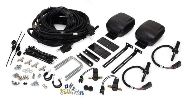 Air Lift 25491 | Smartair II Automatic Leveling System - Dual Sensor