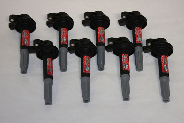 Granatelli 28-1815HS | - Ford 5.0L Hot Street Coil Packs; 2011-2013