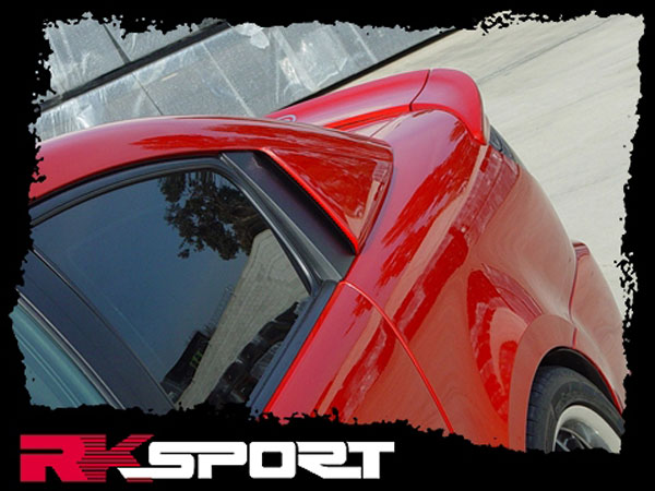 RKSport 28012007 | Ion Window Scoops - Carbon Fiber pair; 2003-2007