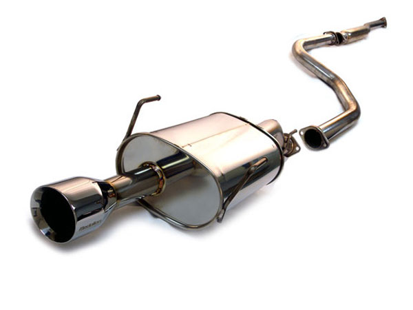 Tanabe T70017 |  Medalion Touring Exhaust Honda Civic Coupe Si; 1996-2000