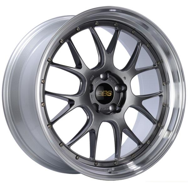 BBS LM326DBPK | LM-R 21x10 5x120 ET35 Diamond Black Center Diamond Cut Lip Wheel -82mm PFS/Clip Required