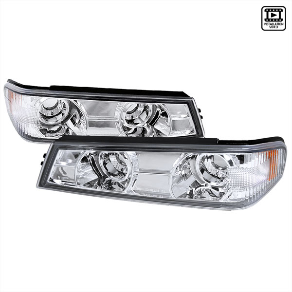 Spec-D Tuning 2LC-COL04-TM: Spec-D 04-05 Colorado / Canyon Corner Lights (2lc-col04-tm)