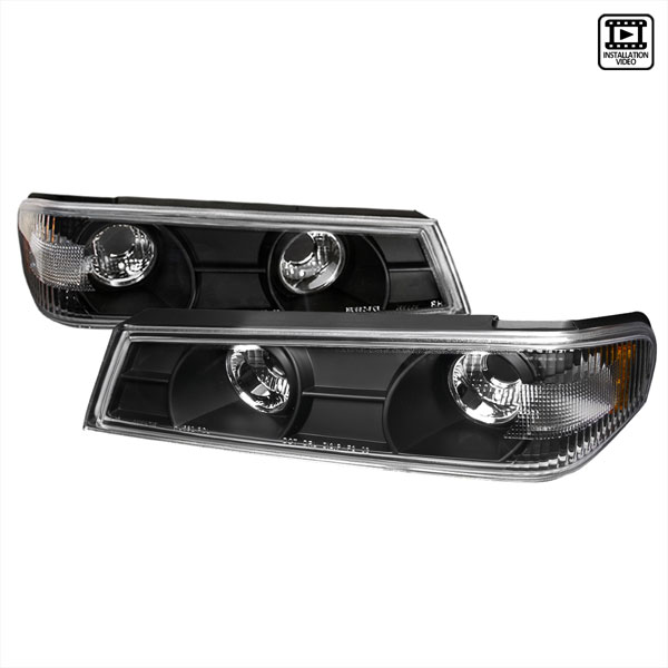 Spec-D Tuning 2LC-COL04JM-TM: Spec-D 04-05 Colorado / Canyon Corner Lights (2lc-col04jm-tm)