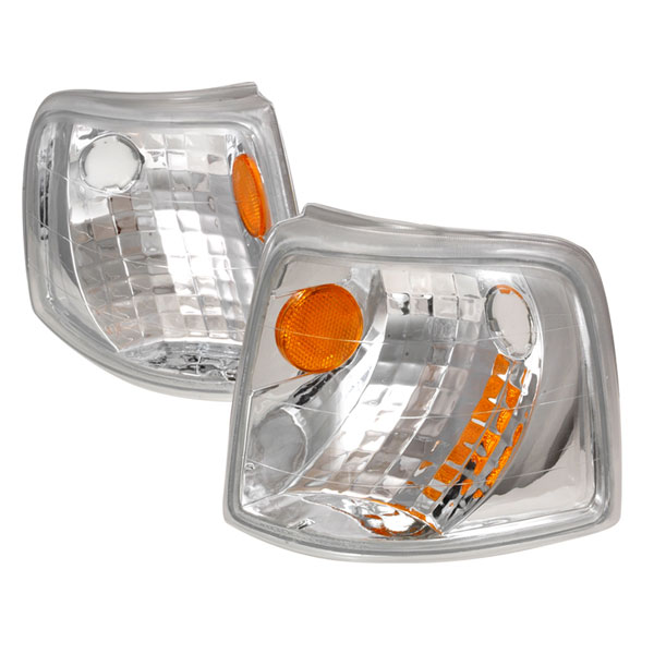 Spec-D Tuning 2LC-RAN93-KS: Spec-D 93-97 Ford Ranger Corner Lights - Euro (2lc-ran93-ks)