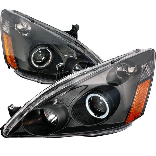 Spec-D Tuning 2LHP-ACD03JM-KS   Spec-D 03-05 Honda Accord Projector Headlights