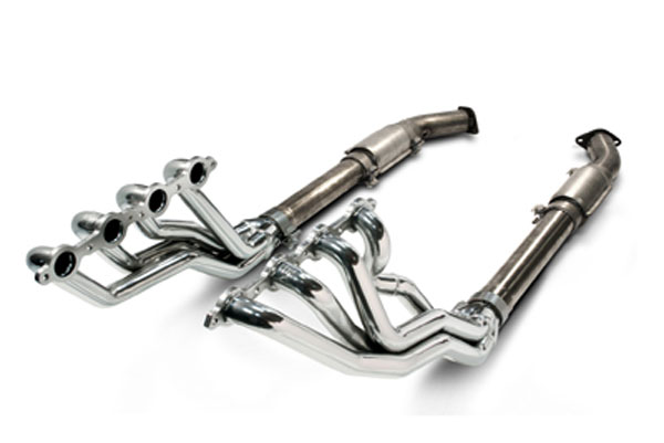 SLP Performance 30164: SLP Headers, Coated 1-3/4 Long-Tubes w/Cats /Down Pipes, 04 GTO