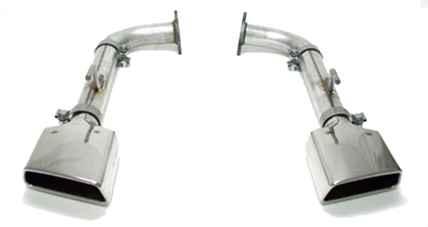 SLP Performance 31191 | SLP Loudmouth Exhaust G8 GT GXP Axle-Back w/ 304 SS GT Tips; 2008-2009