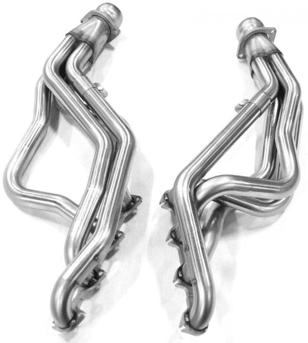Kooks Headers 1121h021   Kooks 96-98 Ford Mustang GT 1-5/8 x 2-1/2 2V Header & Catted X-Pipe Kit; 1996-1998