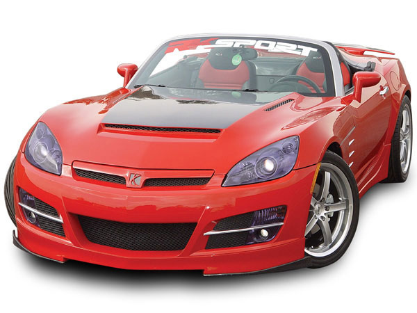 RKSport (32012000)  2007-10 Saturn Sky ground Effects Package