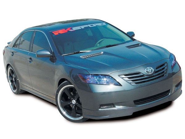RKSport 33012000:  Ground Effects Package For Camry 2007-09