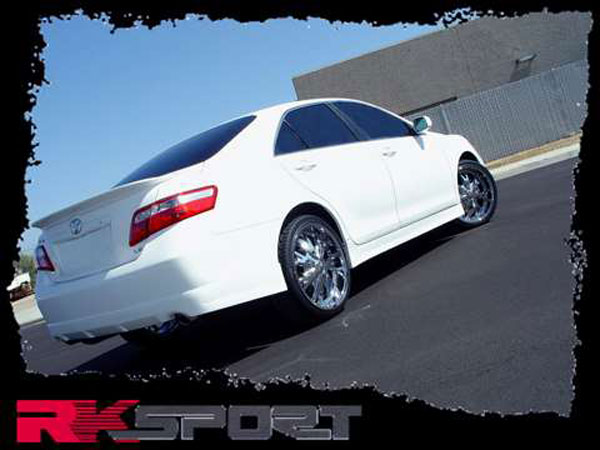 RKSport 33012025 | Camry Ground Effects Kits; 2010-2011